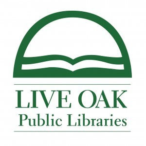 Live Oak Public Libraries logo