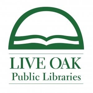Live Oak Public Libraries logo