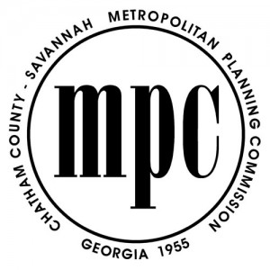 logo for the Coastal Region (CORE) Metropolitan Planning Commission (MPC)