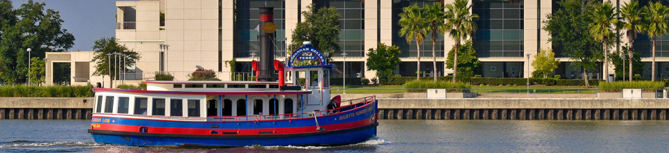 Savannah Belles Ferry Banner