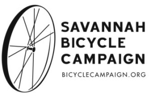 logo for Savannah Bicycle Campaign