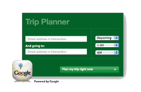 Google Trip Planner pic