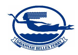 Savannah Belles Ferry logo