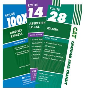 route brochures