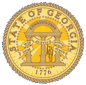 offial seal of the State of Georgia