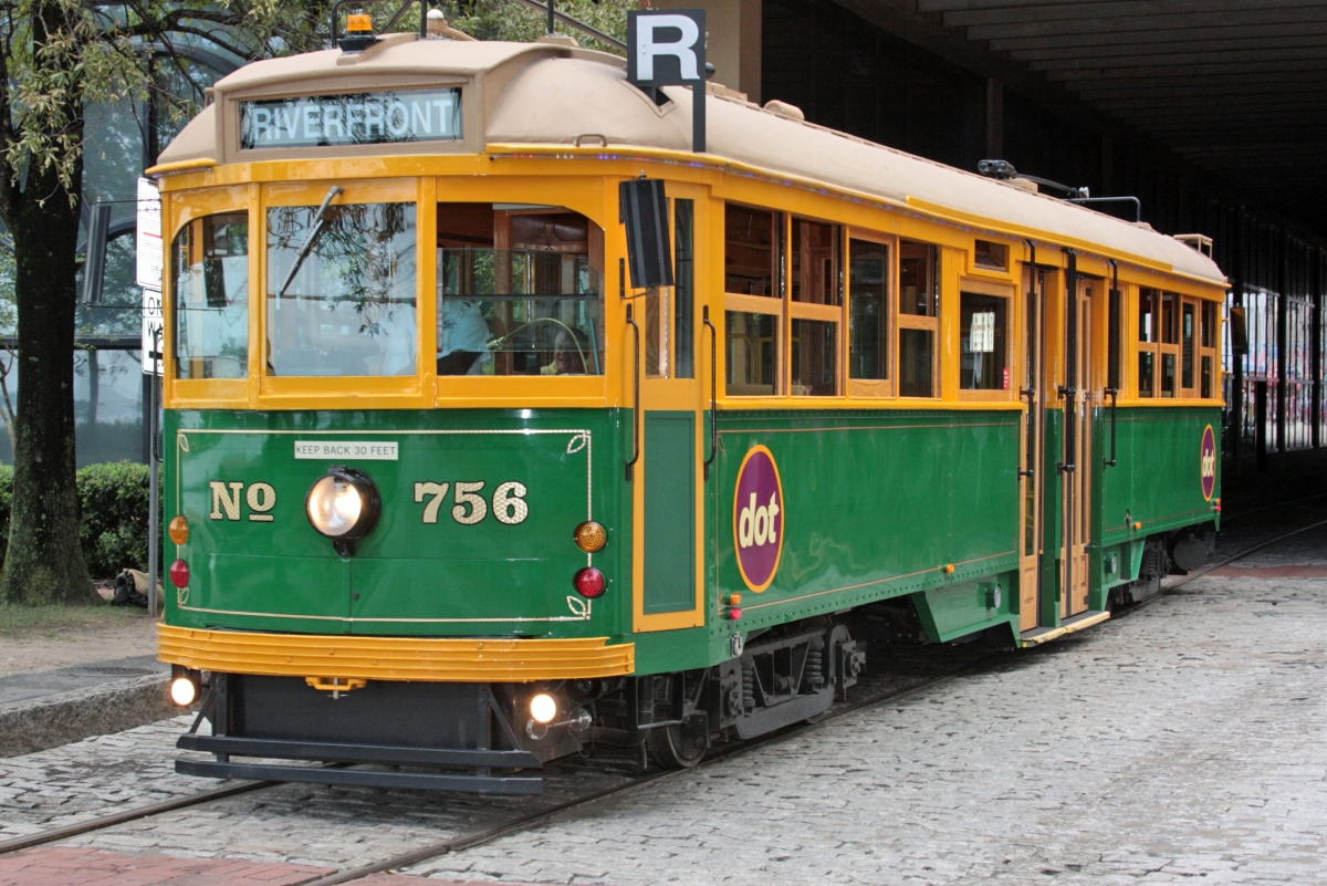New Orleans Trolley Car Cost