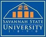Savannah State Univ logo