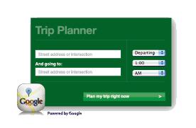 Google Trip Planner pic