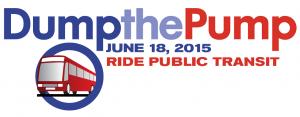 Dump The Pump logo