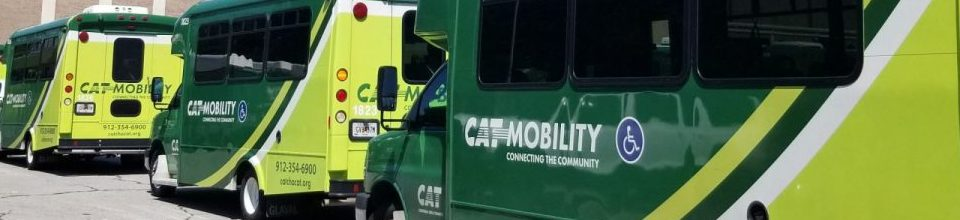 Online CAT Mobility Application Banner